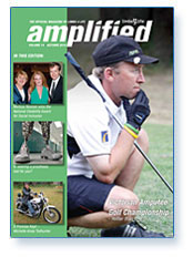 amplified cover - Autumn 2010
