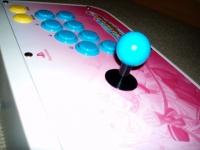 Hori Real Arcade Pro Arcana Heart Stick