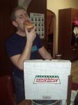 Doughnut reward!